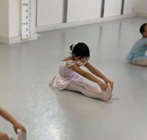 バレエ教室で、バレエを通して、皆で学んでいること。;